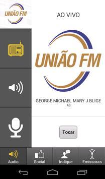 Rádio União FM screenshot 1