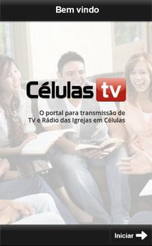 Células TV poster