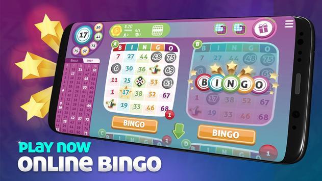 Mega Bingo Online poster