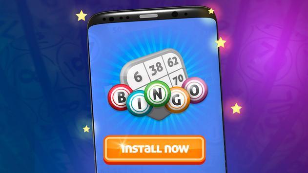 Mega Bingo Online apk screenshot