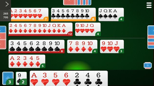 Canasta Online screenshot 5