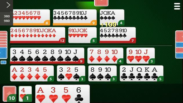 Canasta Online screenshot 6