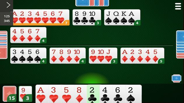 Canasta Online screenshot 2