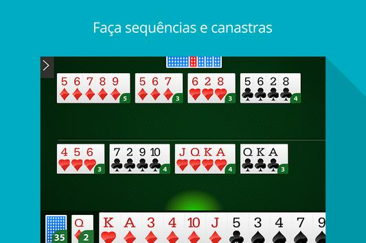 Buraco Justificado Mano a Mano apk screenshot