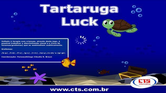 Tartaruga Luck Lite poster