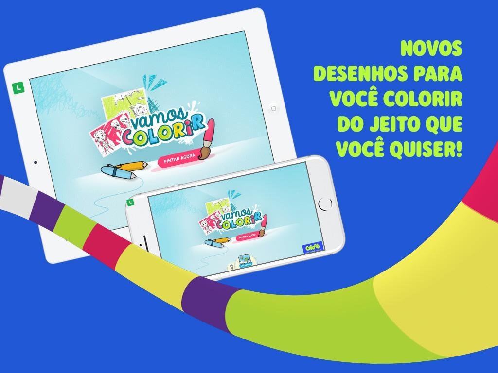 Vamos Colorir For Android Apk Download