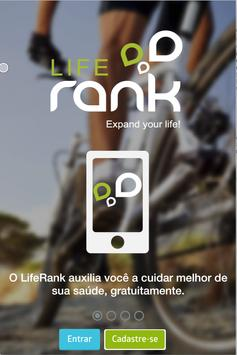 LifeRank 2017 poster