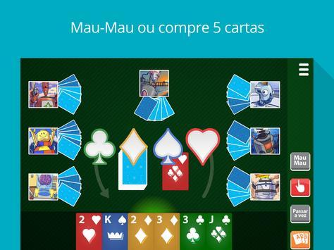 Crazy 8 Online apk screenshot