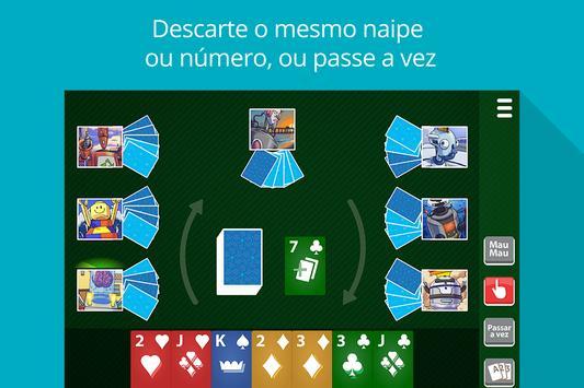 Crazy 8 Online screenshot 2