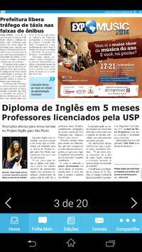 Folha Metropolitana screenshot 1