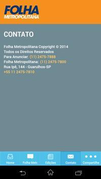 Folha Metropolitana screenshot 4