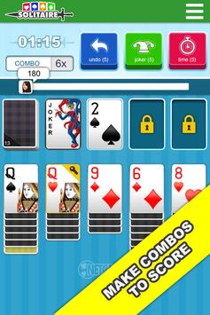 Solitaire Battle screenshot 1