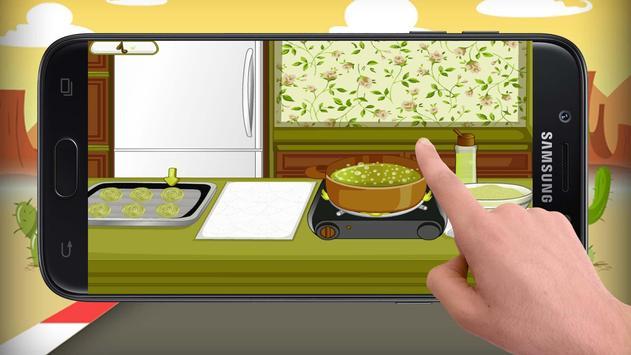 Jogos de Culinária - Jogos de Meninas apk screenshot