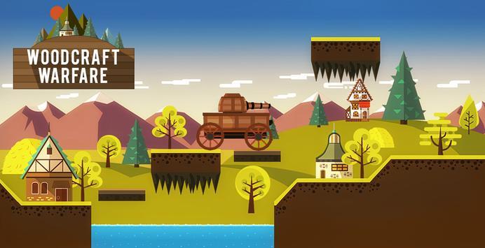 Woodcraft Warfare screenshot 4