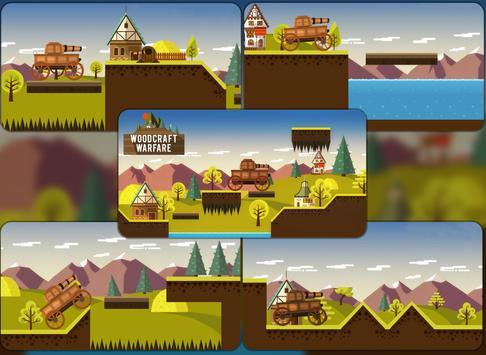 Woodcraft Warfare screenshot 6