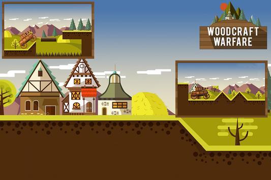 Woodcraft Warfare screenshot 9