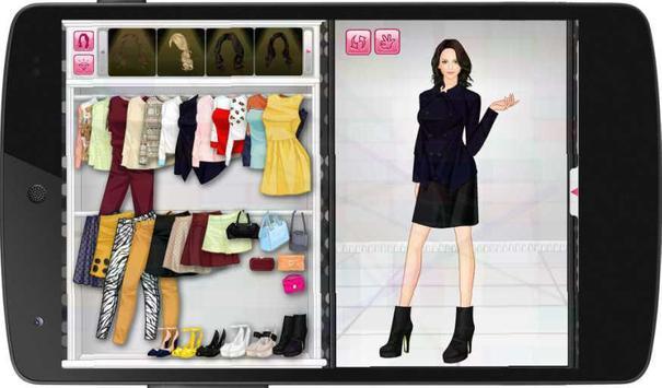 Rena Royal Dress Up screenshot 2