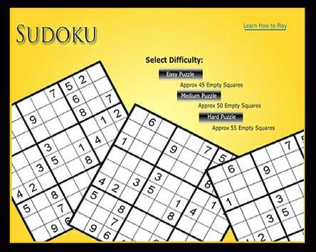Sudoku Game poster