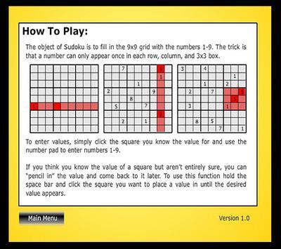 Sudoku Game screenshot 3
