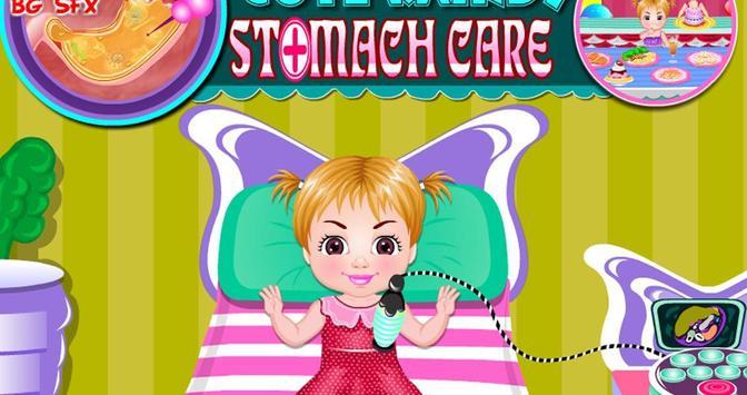Cute mandy stomach care screenshot 4