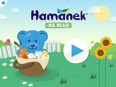 Hamánek má hlad poster