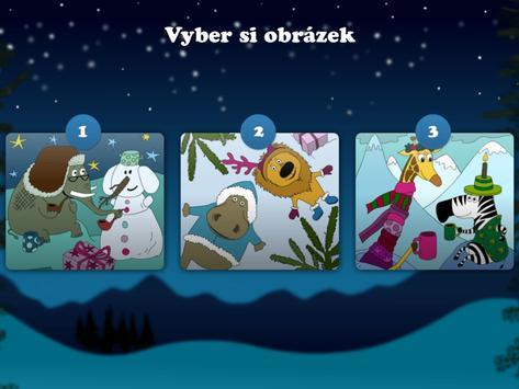 Vybarvené Vánoce screenshot 4