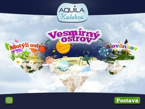 Aquila kolekce apk screenshot