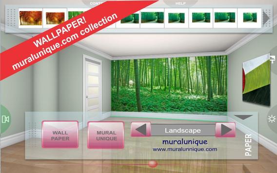 3D Interior Room Design poster
