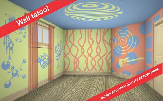 3D Interior Room Design screenshot 14