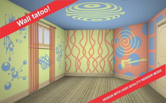 3D Interior Room Design screenshot 1