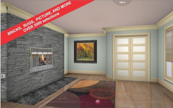 3D Interior Room Design screenshot 2