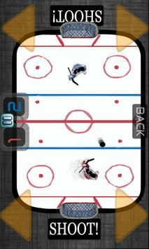 2 Player Hockey poster
