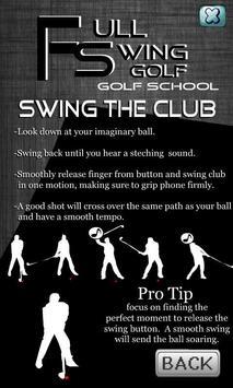 Full Swing Golf - Driving Game apk screenshot