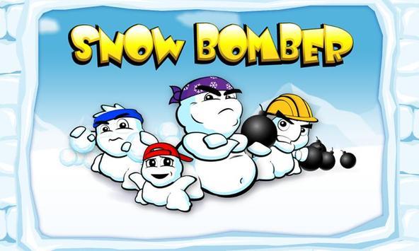 SnowBomber Lite poster
