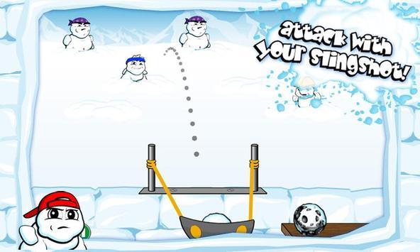 SnowBomber Lite screenshot 1