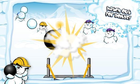 SnowBomber Lite screenshot 3