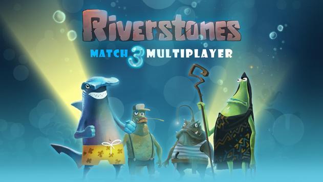 Riverstones poster