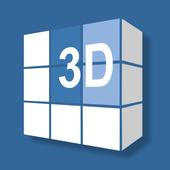 Udesignit Kitchen 3D planner أيقونة