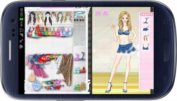 Olivia Cute Dress Up screenshot 8