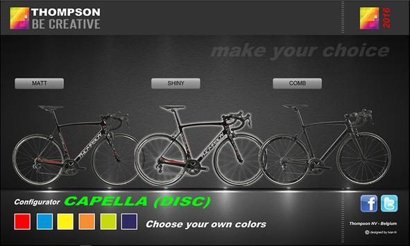 THOMPSON BIKES - CAPELLA screenshot 12