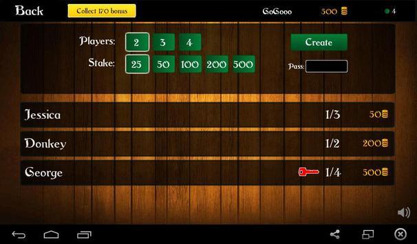 Makao online multiplayer apk screenshot