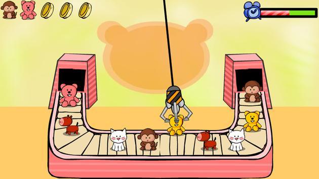 Teddy Bear Puppet Claw screenshot 4