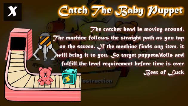 Teddy Bear Puppet Claw screenshot 7