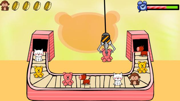 Teddy Bear Puppet Claw screenshot 1