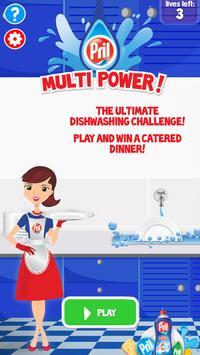 Pril Multi Power poster