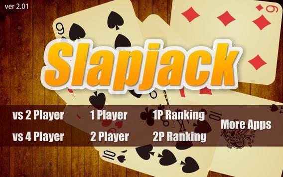 Slapjack-衾棉胎-樸克1-4人 screenshot 4