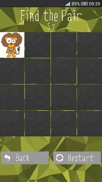 Find The Pair apk screenshot