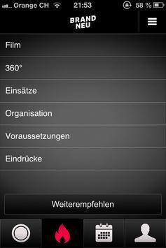 brandneu - Dein Einsatz apk screenshot