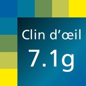 Clin d'oeil 7.1g icon