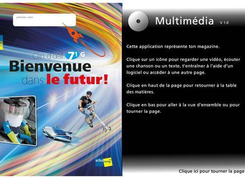 Clin d'oeil 7.1g poster
